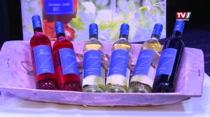 Wein und Genussfrühling im Stadtsaal