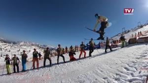 Feuerkogel Challenge und Saukopfspringen