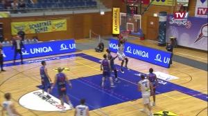 Basketball: Swans Gmunden vs. Kapfenberg Bulls