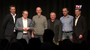 Josko Mitarbeiterabend mit Tom Wallek in Peuerbach