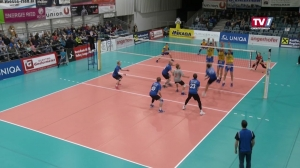 Volleyball Halbfinale Ried