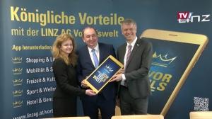 Linz AG - Stromvertrieb öffnet die Linz AG Vorteilswelt