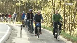 Endlich Lückenschluss:  Freie Fahrt für Radfahrer/-innen zwischen Vöcklabruck und Ungenach