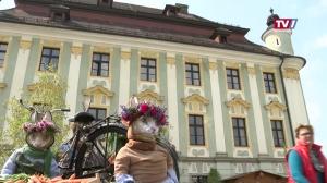 Ostermarkt im Schloss Traun