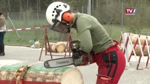 Forstwettbewerb der Landjugend Pöndorf / Bezirk VB
