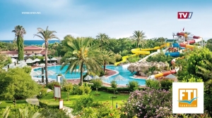 Belconti Resort 5 * in Belek