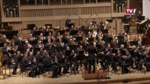 Polizeimusik OÖ - Konzert 2019 im Brucknerhaus