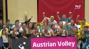 Finale Damen Volleyball Liga