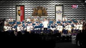 Jubiläumskonzert Zipfer Brauereimusik