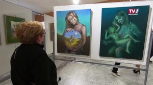 Fantasten in der Galerie Scharmüller