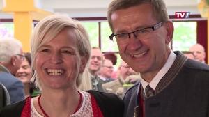 Landesrat Markus Achleitner feiert 50. Geburtstag