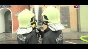 Großbrandübung der FF Braunau
