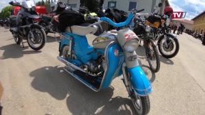 Motorradtreffen mit Schwerpunkt Puch