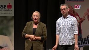 Verena Scheitz im Bräuhaus Eferding