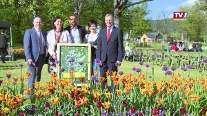 Landesgartenschau Aigen-Schlägl eröffnet