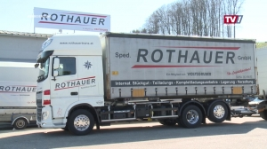 Spedition Rothauer in Pinsdorf