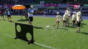 10. Kindergarten Olympiade auf der Linzer Gugl
