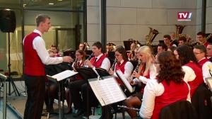 Open-Air-Konzert des Musikvereins Eferding