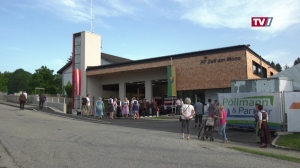 Freiwillige Feuerwehr Zell am Moos feiert 120-jähriges Bestehen