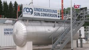 RAG - Leben unter der Erde sorgt für erneuerbare Energie