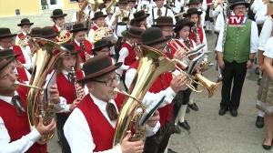 Bezirksmusikfest Musikverein Bachmanning
