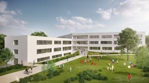 Neuer Schulcampus in Vöcklabruck