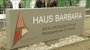Eröffnung Alten/Pflegeheim Ottnang