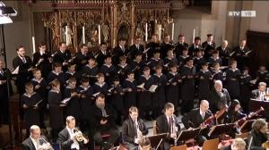 Mozartrequiem mit Wiener Symphonikern und Sängerknaben