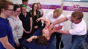 VPT Berufsfachschule - Physiotherapie & Massage