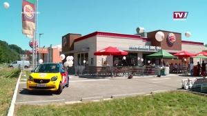 Burger King Sommerfest