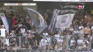 Cup-Schlager: UVB Vöcklamarkt  vs. LASK