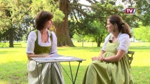 Frischer Wind: Im Gespräch mit Johanna Mitterbauer
