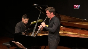 Musiksommer - Andreas Ottensamer & Jose Gallardo