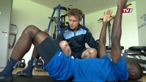 Neue Trainingsmethoden beim FC Blau-Weiß Linz