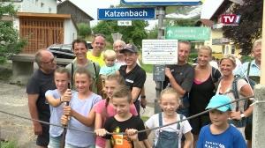 Goldi, Duffi & Pauli - Legendenwanderung Waldzeller Dorffest