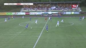 FB: 1. Runde Landescup: SV Gmundner Milch vs. SV Bad Ischl