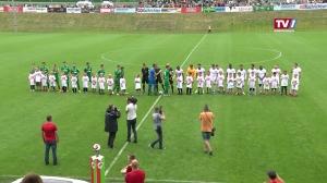 FB: Testspiel: FC Wels vs. Eintracht Frankfurt