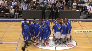 Basketball: Swans Gmunden – Oberwart Gunners
