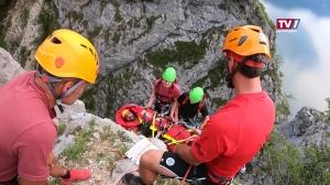 Bergrettung im Dauereinsatz - Unfälle in den Bergen häufen sich
