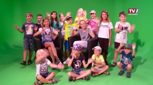 Salzkammergut Klinik-Kinderbetreuung zu Gast bei TV1
