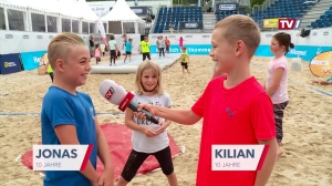 Volles Programm am Kidsday 2019