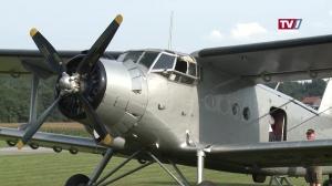 Schärdinger Flugtage und 55. Geburtstag Flugunion