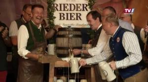 Rieder Messe - Bieranstich Volkfsfest