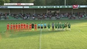 FB: SV Bad Schallerbach - SPG Wallern/St. Marienkirchen