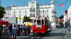 125 Jahre E-Mobilität in Gmunden