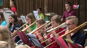Jugend Musik Camp OÖBV 2019 Burgkirchen