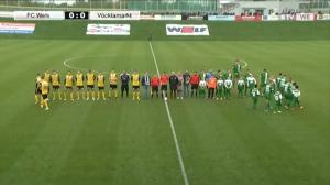 FB: OÖ-Liga:  FC Wels - Union Volksbank Vöcklamarkt