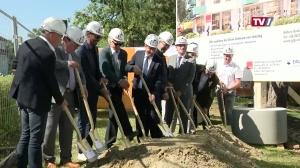 Neugestaltung Hauptplatz Lenzing und mehr Wohnraum