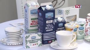 Milch trifft auf Keramik