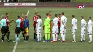 FB: Landesliga West: SV Gmundner Milch vs. SK Kammer